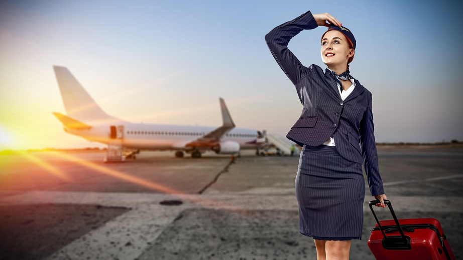 Become a Cabin Crew